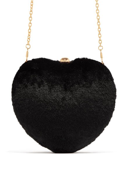 Secret Love Bag - Black