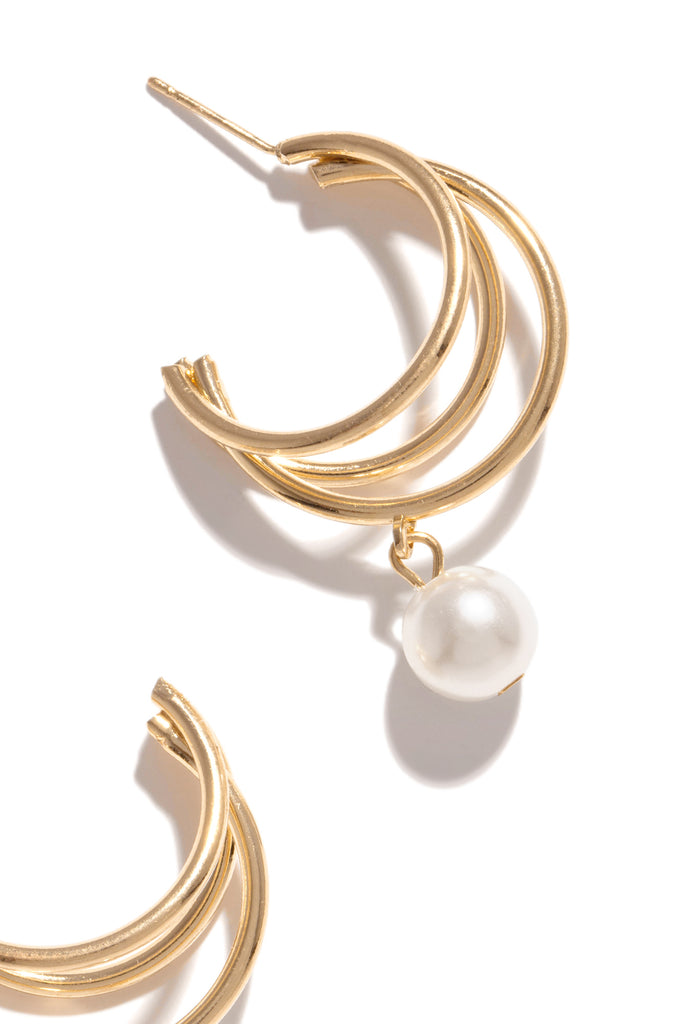 Anine Earring - Gold