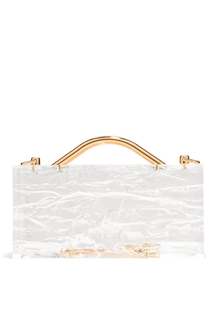 Crystal Waves Bag - Clear