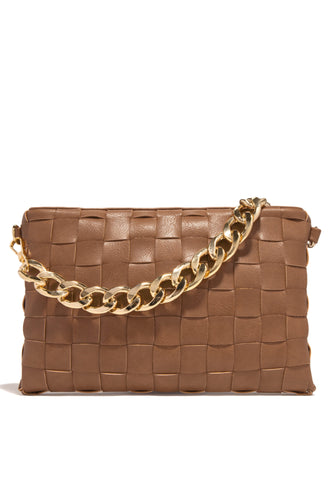 High Fashion Bag - Cognac