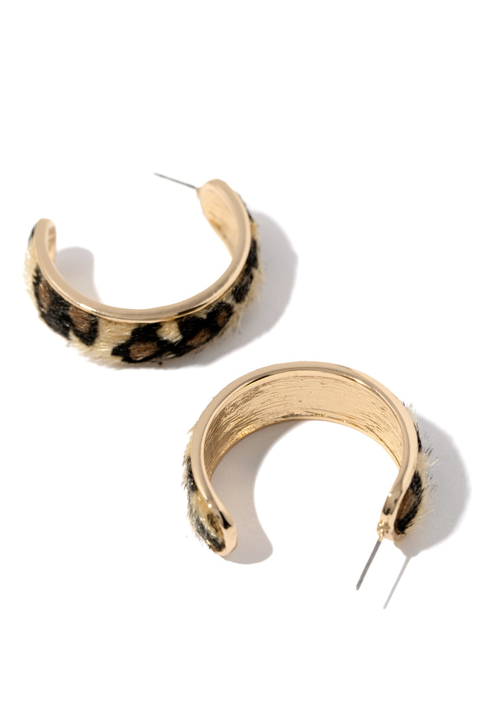 Inner Animal Earring - Gold