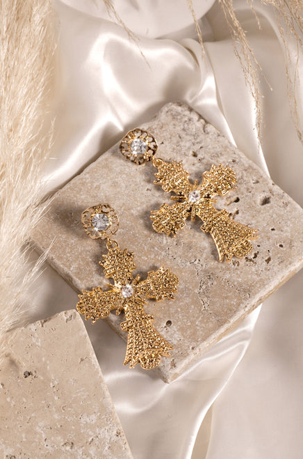 Tuscany Earring - Gold