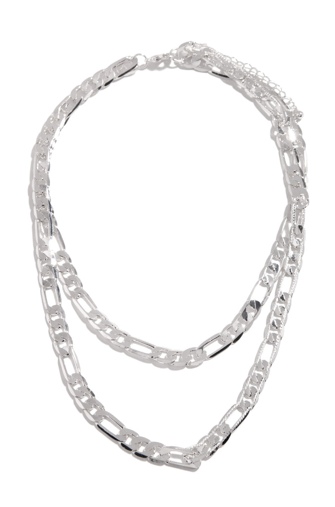 Aniley Necklace - Silver