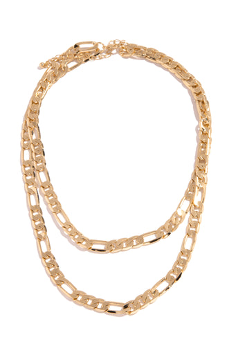 Aniley Necklace - Gold