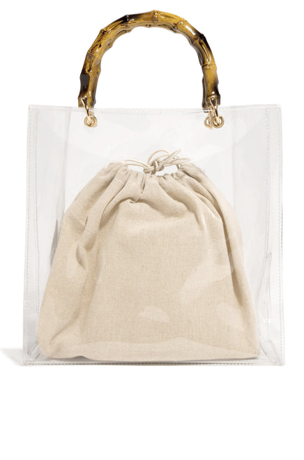 Capri Bag - Clear