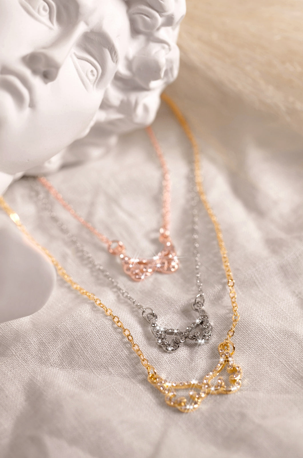 Angelic Baby Necklace - Multi