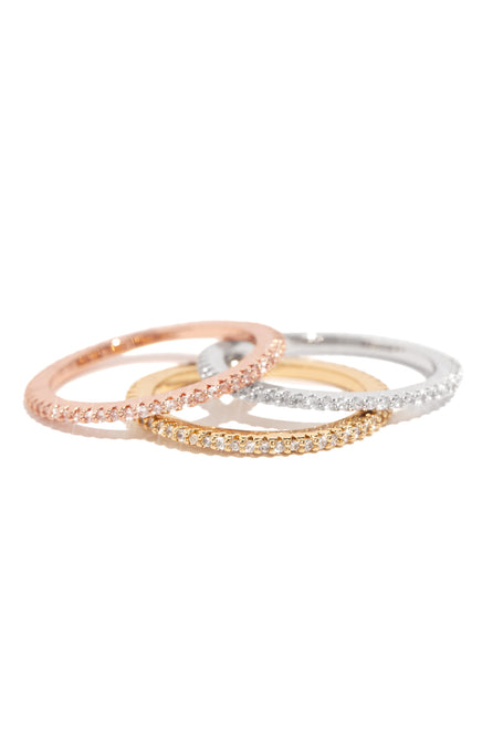 Heiress Ring Set - Multi