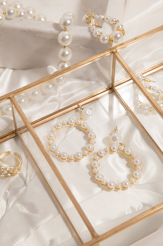 Roselyn Earring - Gold