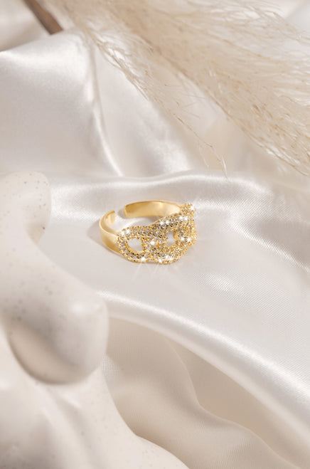 Luxe Amour Ring - Gold