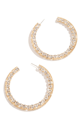 Amabella Earring - Gold