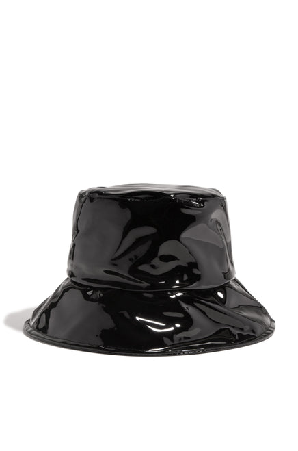 Andrea Bucket Hat - Black