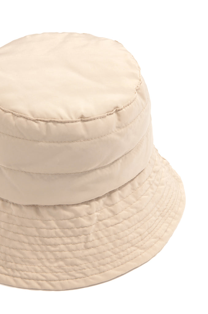 West Coast Love Bucket Hat - Nude