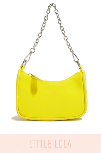 Ariella Bag - Yellow