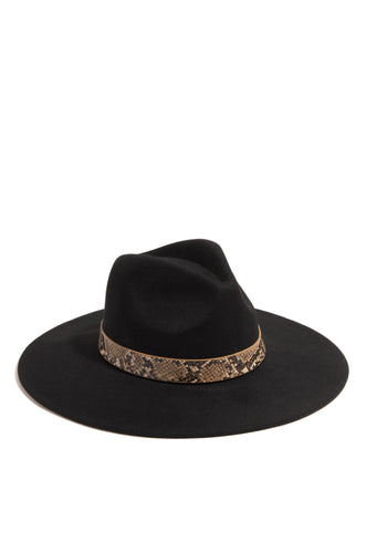 Ryder Hat - Black