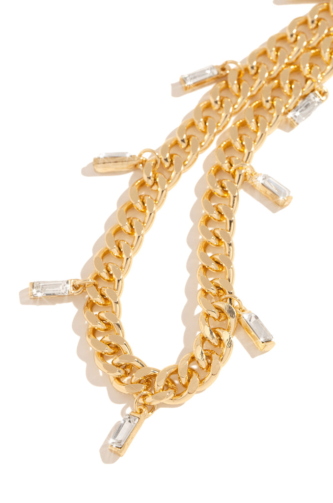 Come Together Necklace - Gold
