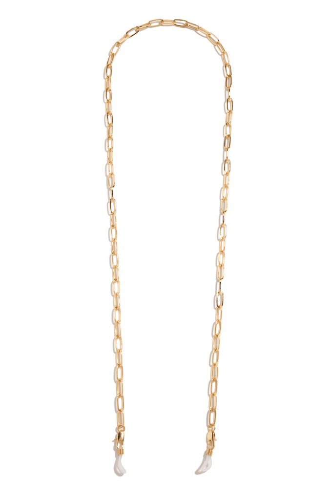 Straight Talk Multipurpose Chain - Gold