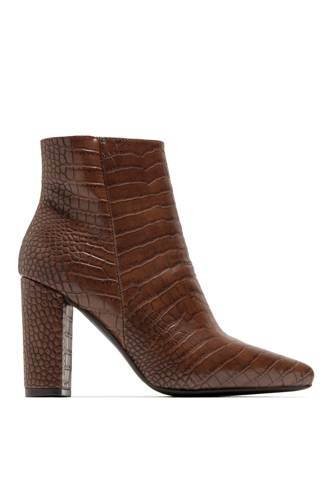 City Girls - Mocha Croc                            Regular price     $39.99 11