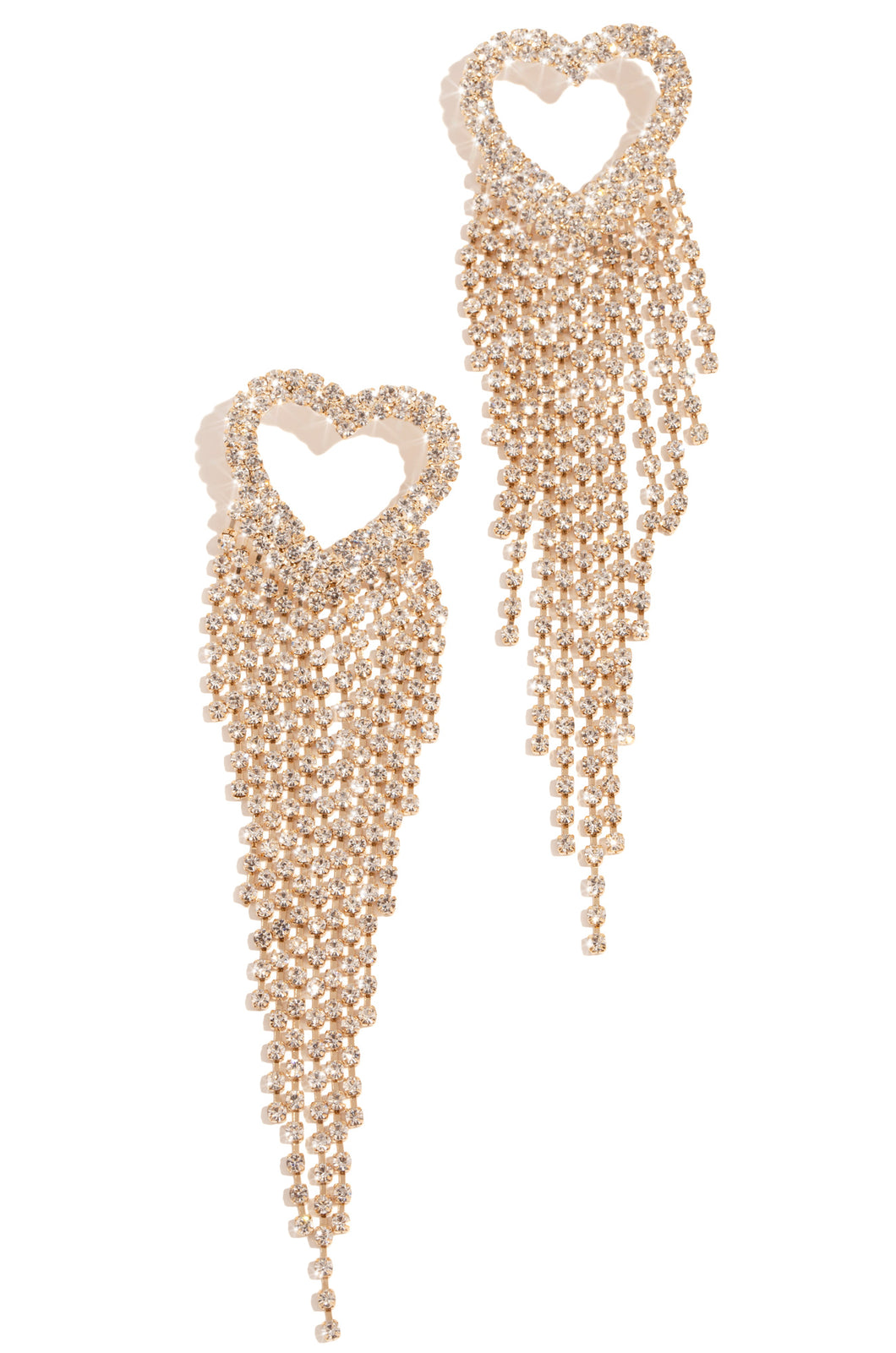 Love On Another Level Earring - Gold