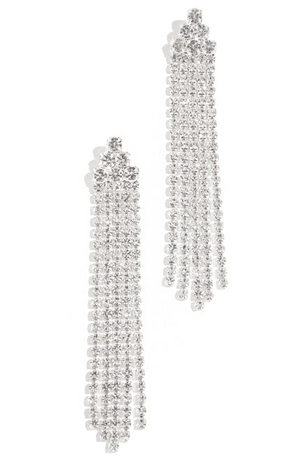 High Living Earring - Silver