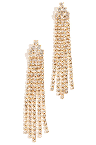 High Living Earring - Gold