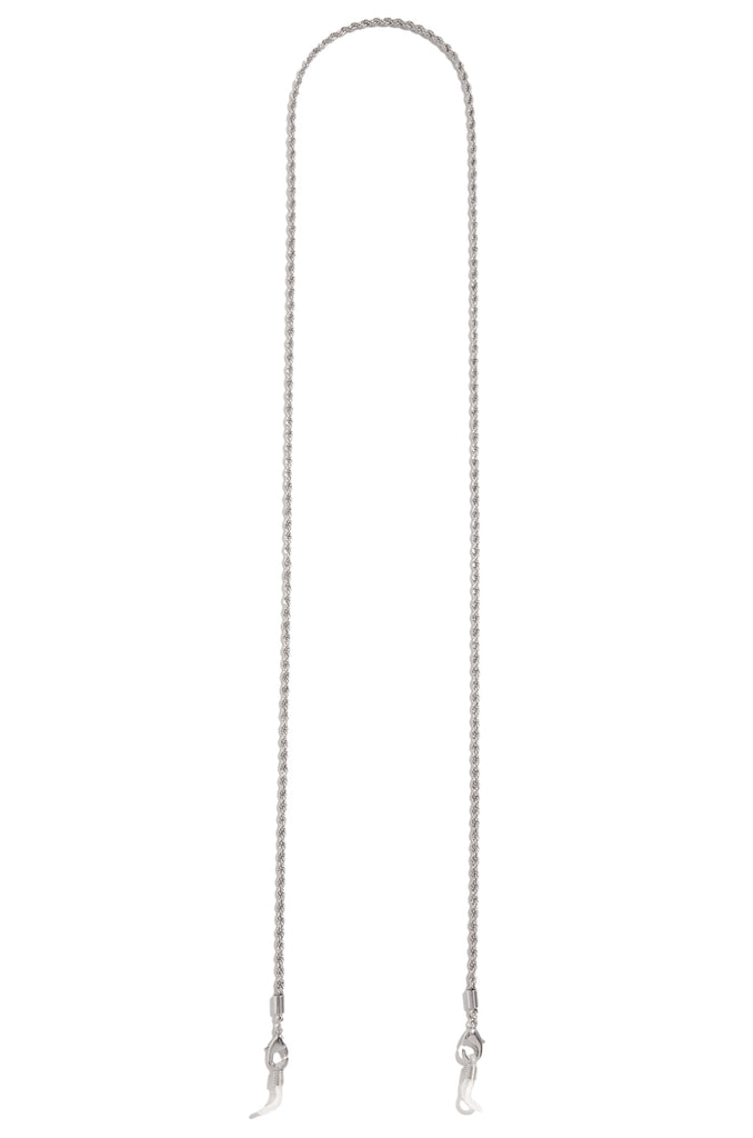She's Golden Multipurpose Chain - Silver