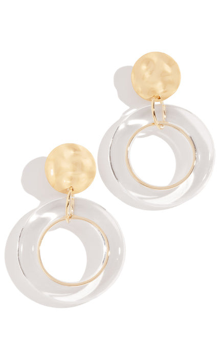 Camilla Earring - Gold
