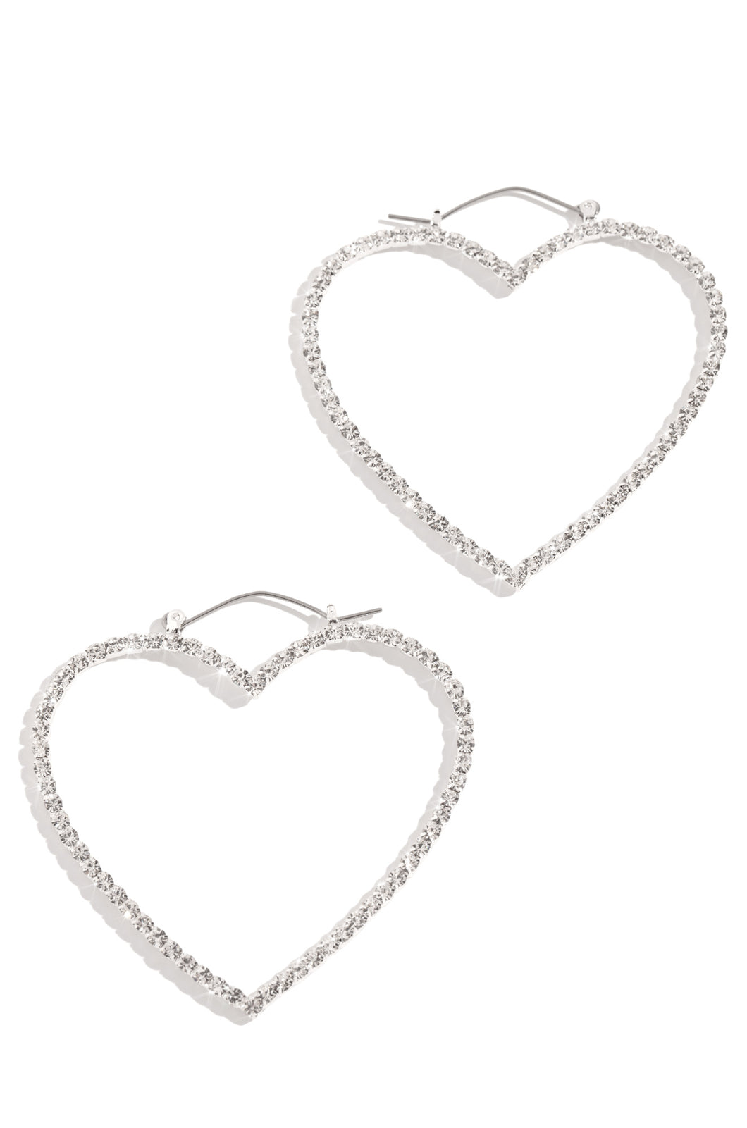 Everlasting Love Earring - Silver