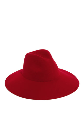 Loren Hat - Red