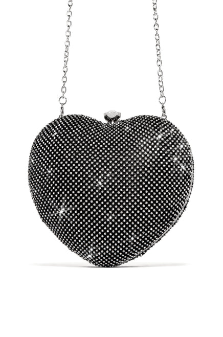 Forbidden Love Bag - Black