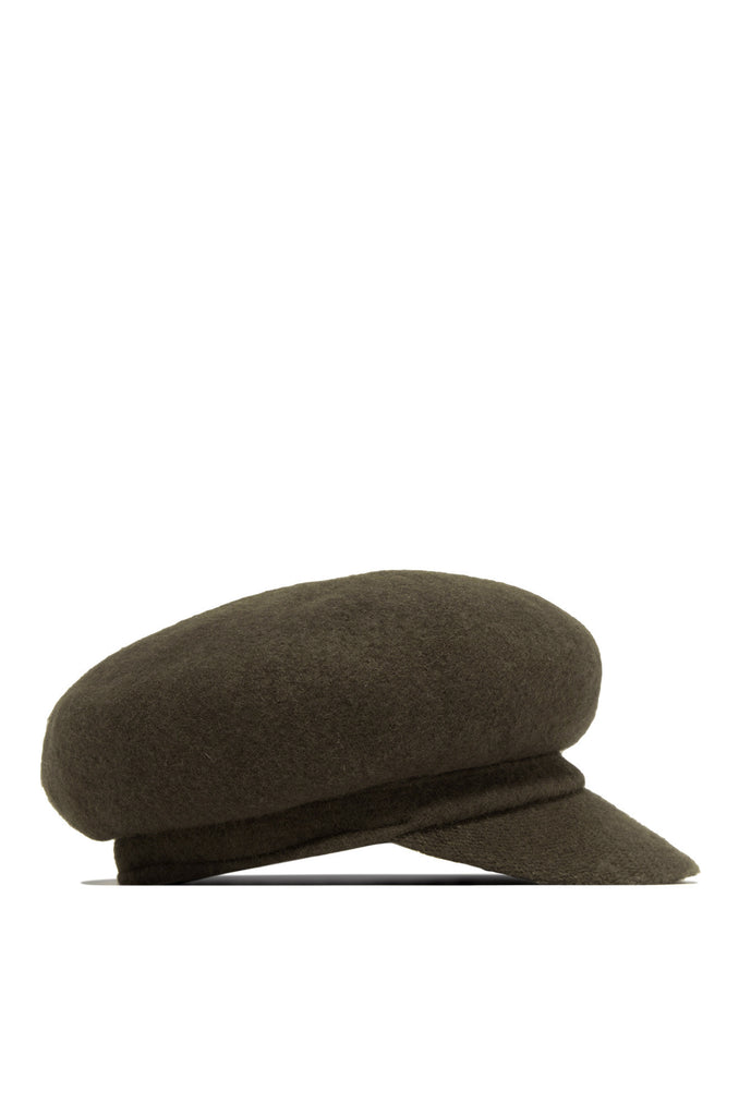 Beauty Guru Hat - Olive