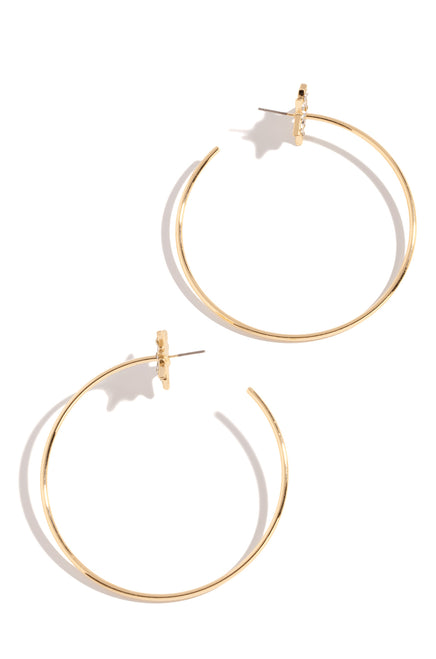 Juliana Earring - Gold