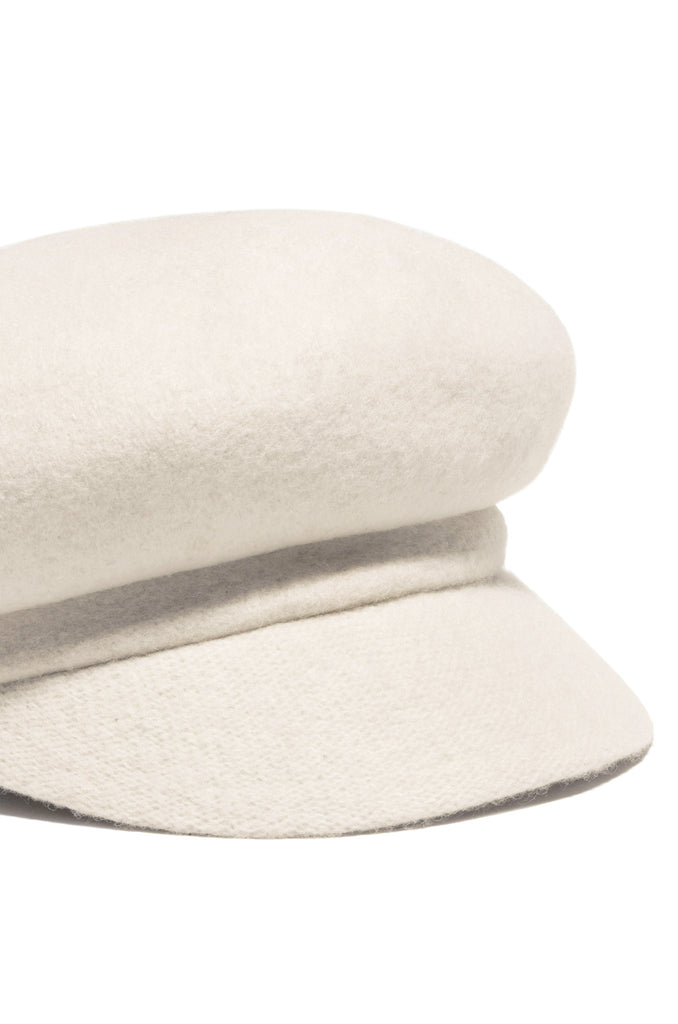 Beauty Guru Hat - Ivory