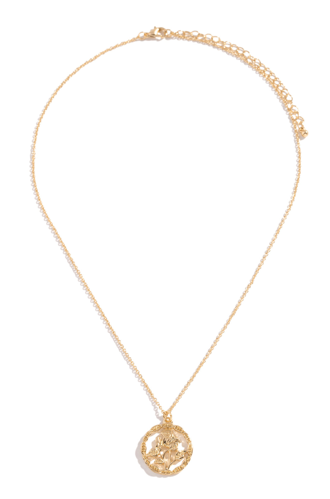 Aviana Necklace - Gold