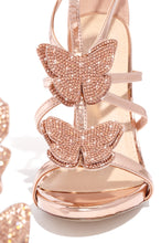 Butterfly - Rose Gold
