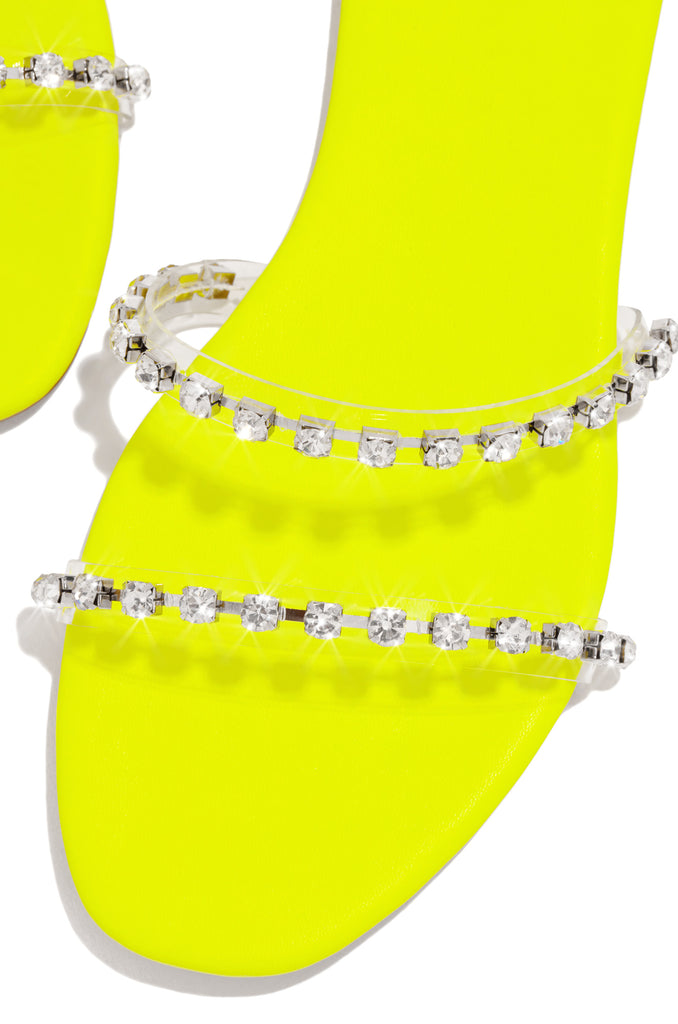 Forever Bling - Yellow