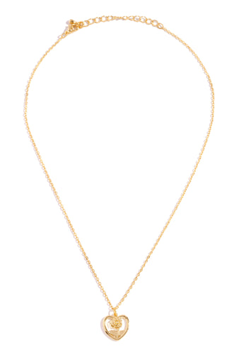 Love Blossom Necklace - Gold
