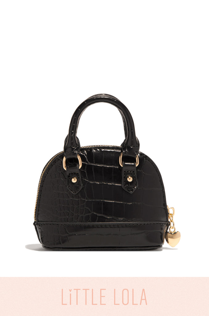 Mini Annalyse Bag - Black