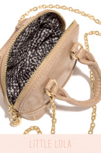 Mini Annalyse Bag - Nude