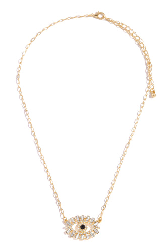 Vision Of Success Necklace - Gold