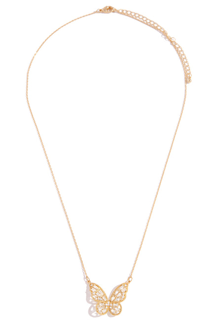 Lena Necklace - Gold
