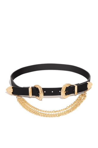Jade Belt - Gold