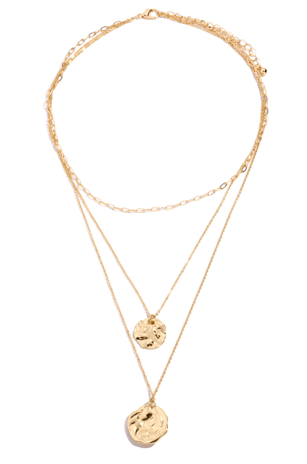 Alaya Necklace - Gold