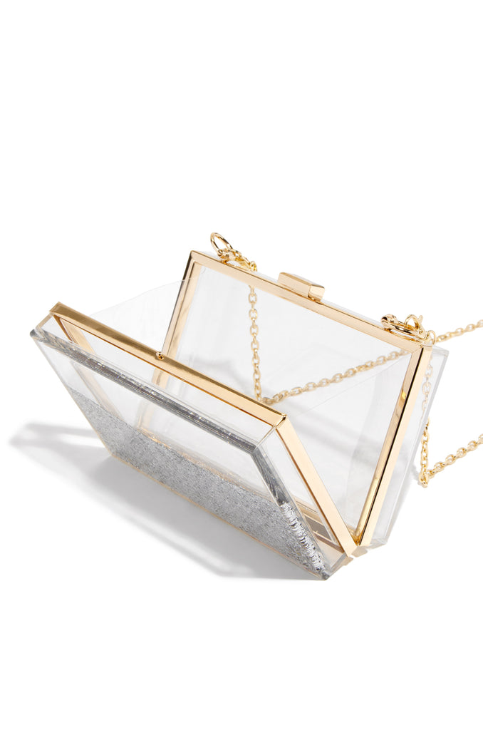 Starlight Shoulder Bag - Clear