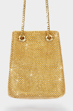 A-Lister Mini Bucket Bag - Gold