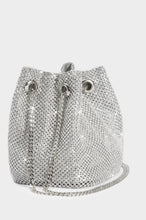 A-Lister Mini Bucket Bag - Silver