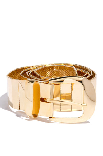 Style Muse Belt - Gold
