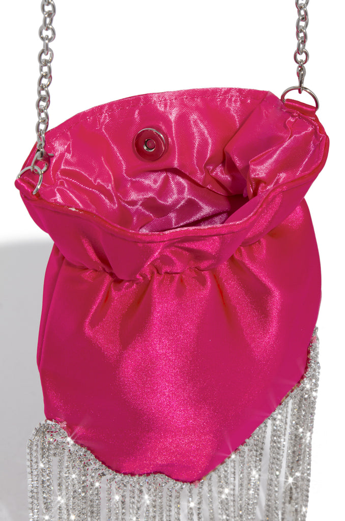VIP Only Bag - Fuchsia
