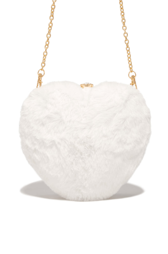 Secret Love Bag - White