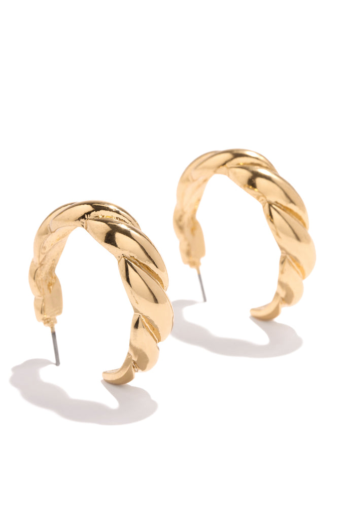 Marley Earring - Gold
