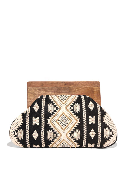 Resort Villa Clutch - Natural
